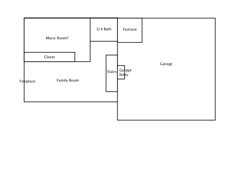 Basic House Layout